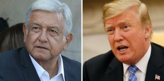 El presidente, Andrés Manuel López Obrador señaló que los mexicanos no queremos confrontación con Estados Unidos.