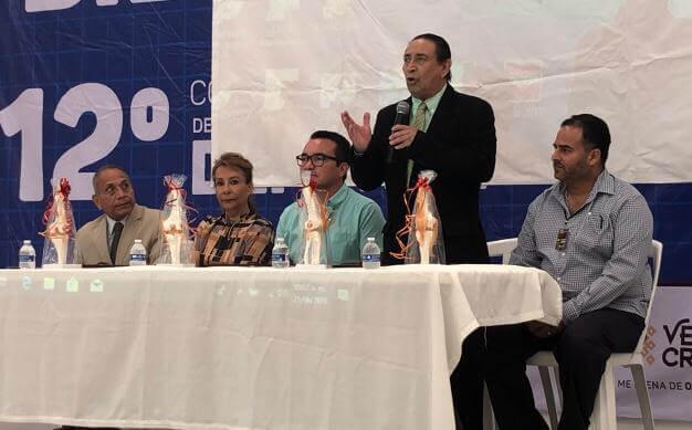 Este viernes fue inaugurado el Congreso Nacional de Medicina del Deporte, que organiza el Instituto Veracruzano del Deporte y coordina el Jefe de los Servicios Médicos, Daniel Gónzalez Vásquez.