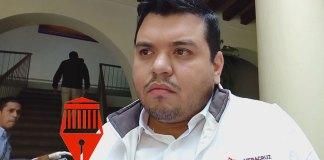 """El subsecretario de Gobierno, Carlos Alberto Juárez Gil, aseguró que el incremento de la violencia en el estado está relacionado con la intervención de """"una mano negra"""" política."""