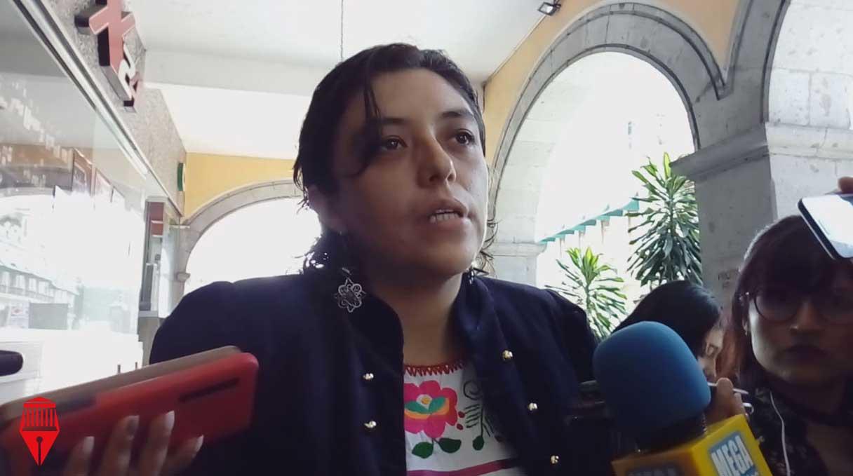 La titular de la Secretaría de Protección Civil, Guadalupe Osorno Maldonado, respondió a los diputados locales que se quejaron porque los secretarios de despacho no les contestan las llamadas.