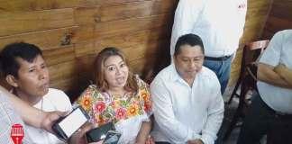 El integrante del Consejo Consultivo Indígena, Jesús Osorio Miguel dijo que los agentes y subagentes municipales deben tener un sueldo de 9 mil pesos mensuales.