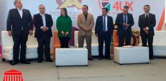 Este miércoles a las 09:00 horas, se realizó la inauguración de INN 4UX, en las instalaciones de la Universidad de Xalapa.