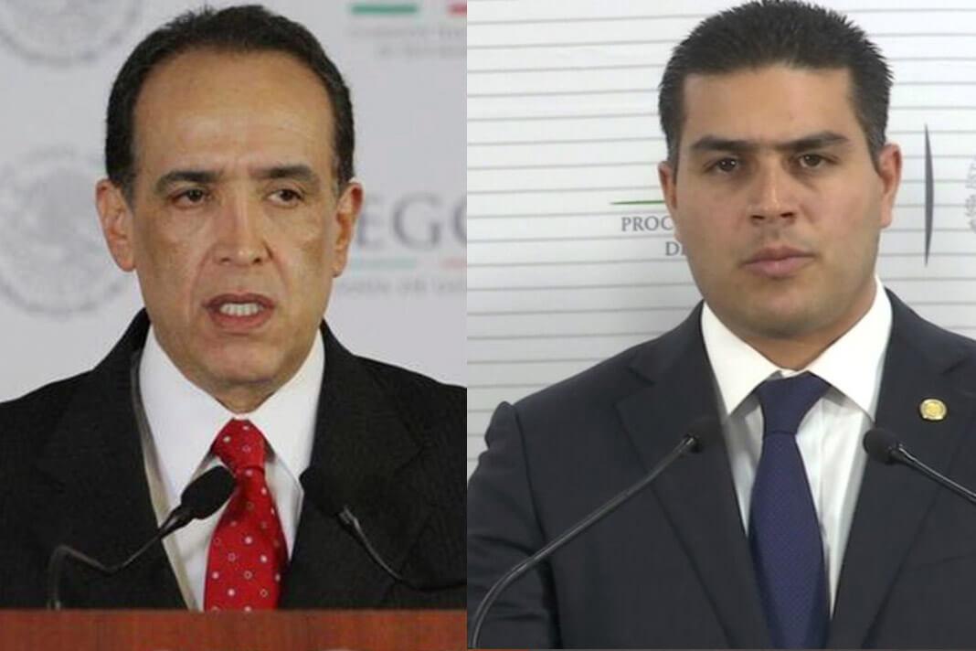 El subprocurador Especializado de Delitos Federales, Felipe de Jesús Muñoz Vázquez y el titular de la Agencia de Investigación Criminal, Omar García Harfuch renunciaron a sus cargos, dentro de la Fiscalía General de la República (FGR).