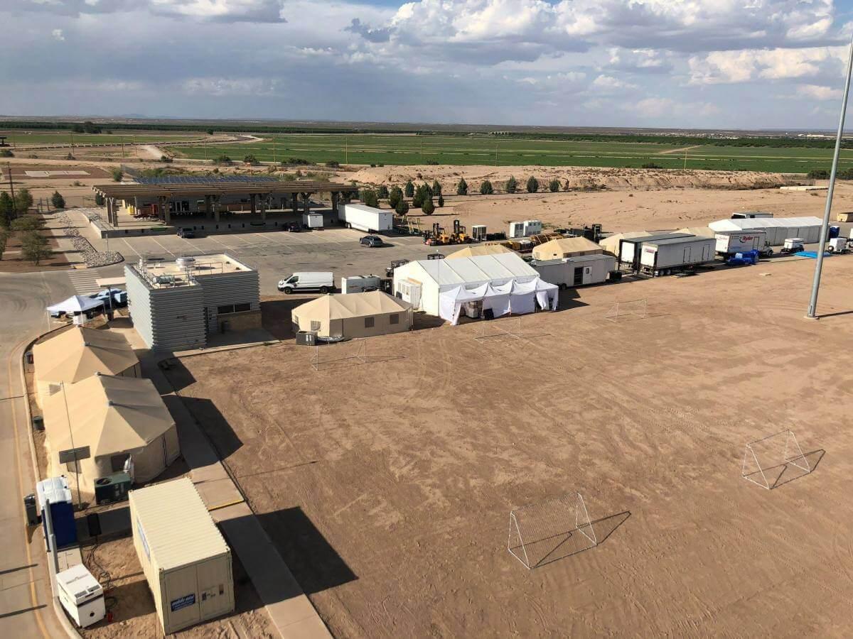 El Departamento de Salud y Servicios Humanos (HHS por sus siglas en inglés) informó que mantendría abierto el acceso al sitio ubicado en Carrizo Springs, Texas.