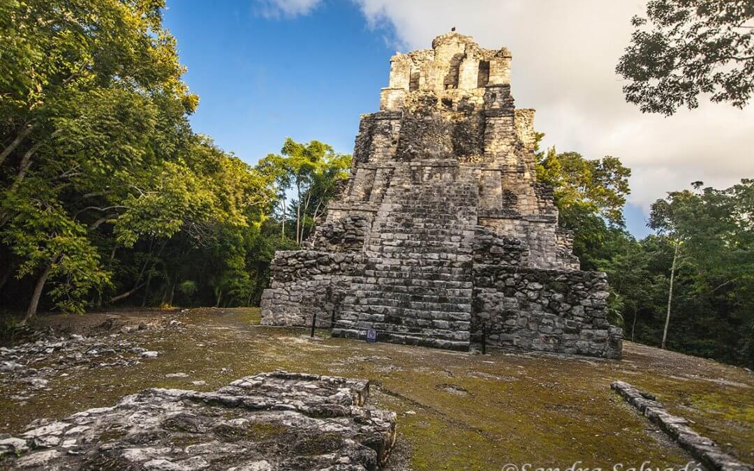 El Instituto Nacional de Antrologia e Historia (INAH) informó que el sitio arqueológico de Muyil, en Quintana Roo, abrió sus puertas al público en general, luego de que no registró daños por el incendio en la selva del Área Natural Protegida de la Reserva de la Biosfera de Sian Ka'an.