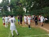 Exitoso try out de fútbol desarrolló la Universidad de Xalapa en días pasados, este evento de detección de talentos fue coordinado por el titular del área deportiva de los Jaguares, Armando García y dirigido por el entrenador Paulino Olmos.