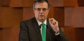 El secretario de Relaciones Exteriores, Marcelo Ebrard Casaubón informó que existe un avance muy importante en el acuerdo migratorio, como el que se ha completado el despliegue de la Guardia Nacional en la frontera sur del país.