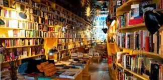 """""""El burro culto"""" y """"La mula sabia"""", dos librerías """"secretas"""" ubicadas en Ciudad de México de las que solo ciertos lectores avezados conocen la dirección exacta."""
