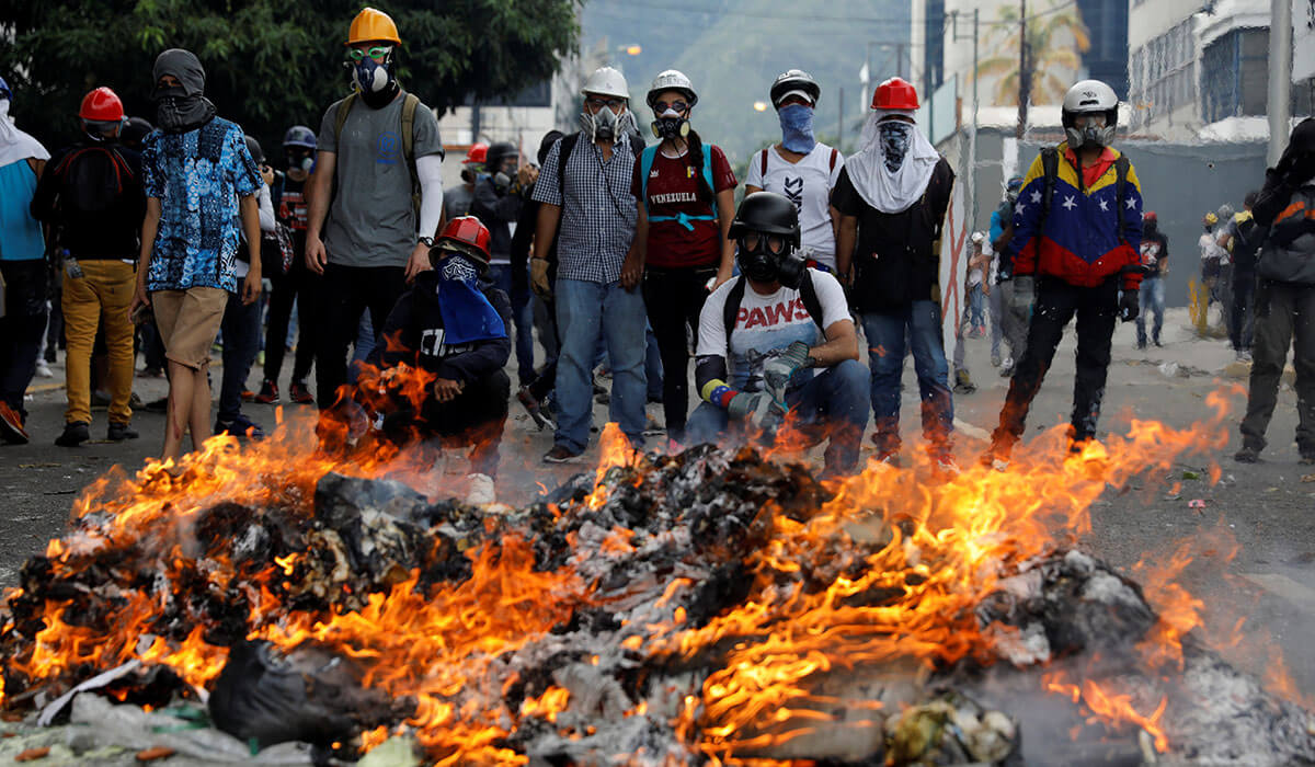 La Oficina de Naciones Unidas para los Derechos Humanos pidió al Gobierno venezolano de Nicolás Maduro, a acabar con las graves vulneraciones de derechos en su país.