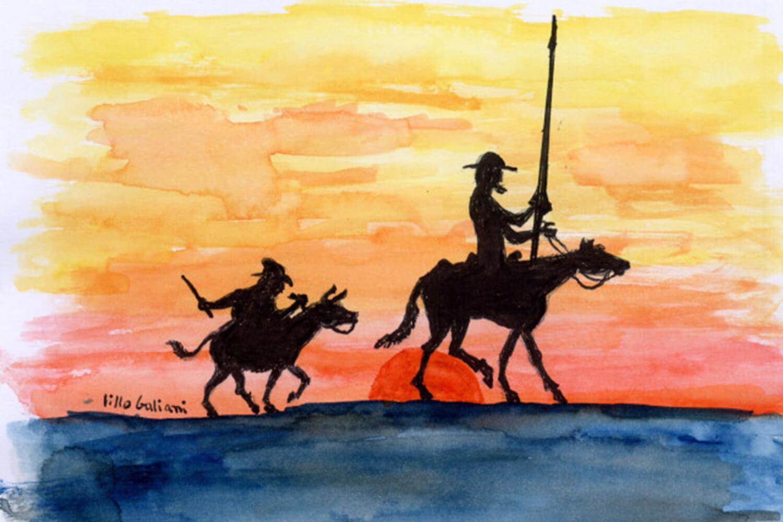 Miguel de Cervantes comienza su novela más celebre en indonesio, lengua hablada por mas de 265 millones de personas a la que ha sido traducida íntegramente por primera vez.