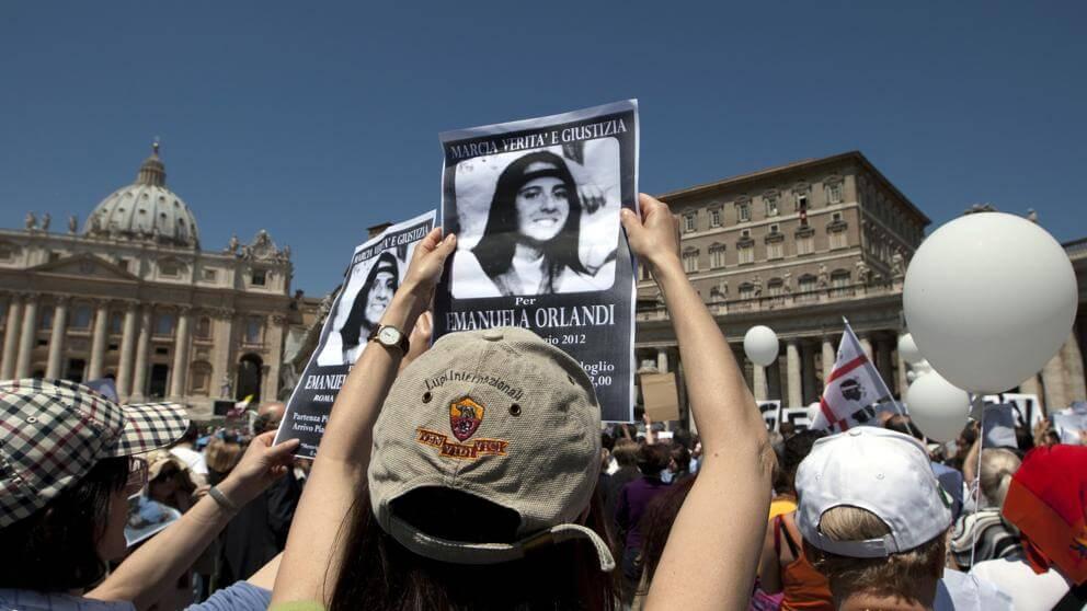 Abrirán tumbas en el Vaticano para buscar a chica desaparecida en 1983