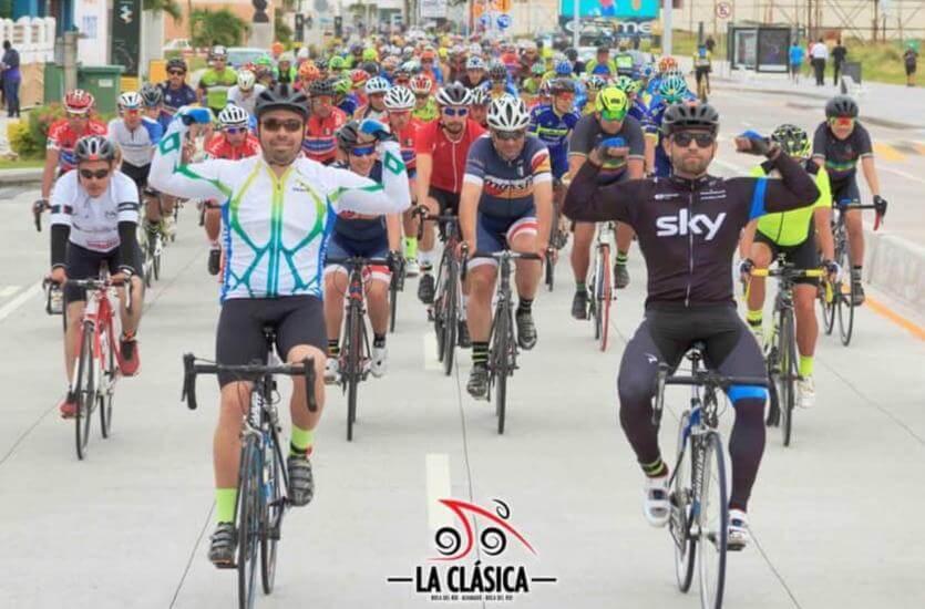 """Este domingo 4 de agosto se realizará el evento ciclismo de ruta denominado """"La Clásica Veracruzana"""", el cual tendrá como punto de salida, la Riviera Veracruzana y llegará a la meta que estará instalada en el boulevard de Alvarado, Veracruz"""