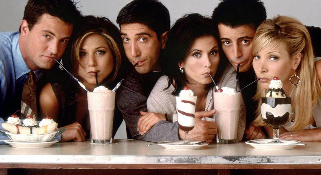 """La famosa serie """"Friends"""" abandonará el catálogo de Netflix y formará parte de HBO Max, que es el nuevo servicio de streaming que estrenará Warner Media en 2020."""