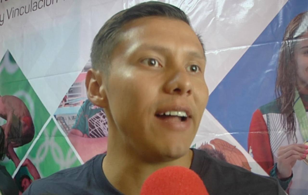 El clavadista olímpico mexicano Germán Sánchez se dijo contento por esta sinergia que se establece entre los estados de Jalisco y Veracruz a través de los Clavados