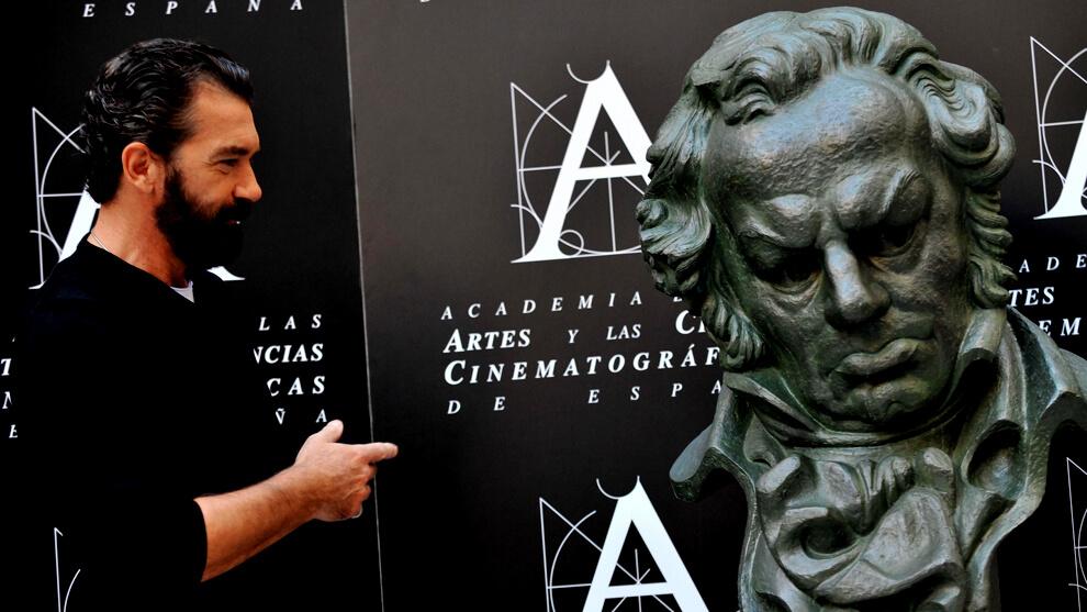 La Junta Directiva de la Academia de Cine decidió en una reunión extraordinaria que la gala de los Premios Goya 2020 se celebrará en Málaga en enero.
