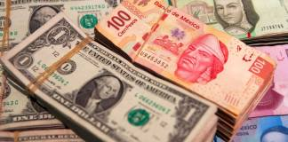 El peso mexicano registró un repunte, luego de que el presidente de Estados Unidos, Donald Trump descartó, por ahora, imponer por ahora aranceles a México ante los esfuerzos que realiza el gobierno Federal por frenar el flujo migratorio.