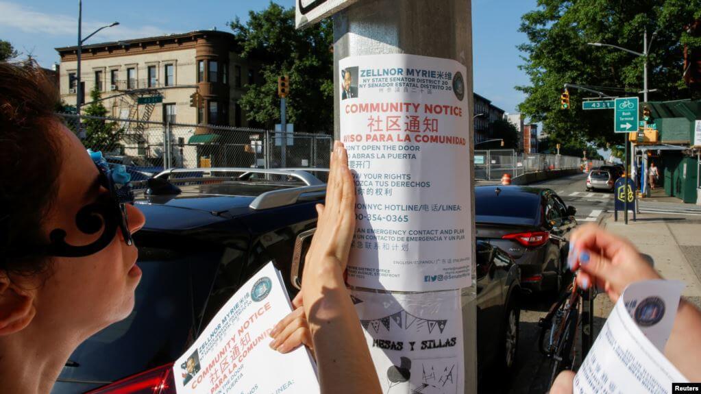 Seis ciudades de Estados Unidos rechazan las redadas contra