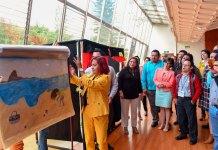 Este jueves, personal del Ayuntamiento de Xalapa celebraron el día del bibliotecario.