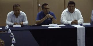 Este martes, se realizó una mesa de trabajo por parte de la Fiscalía General del Estado y los alcaldes de la zona norte de la entidad.
