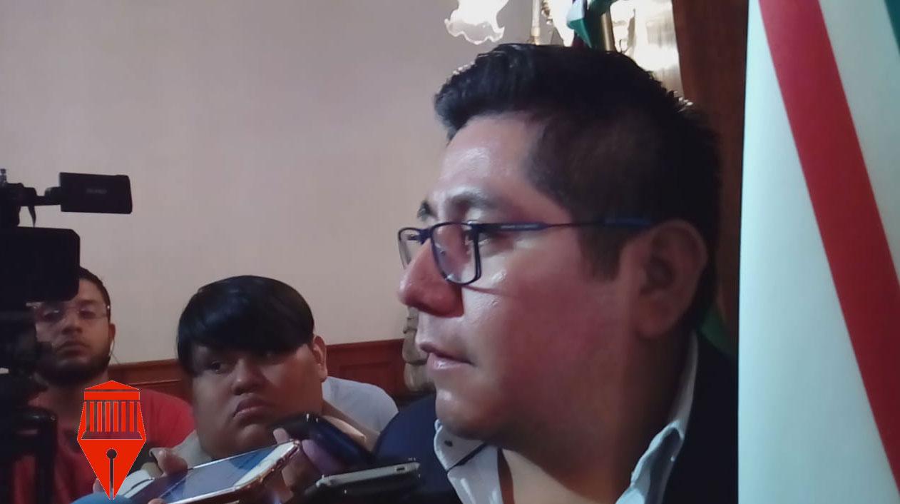 El jefe de la Oficina del Gobernador, Esteban Ramírez Zepeta descartó que haya despido de personal en dependencias del estado.