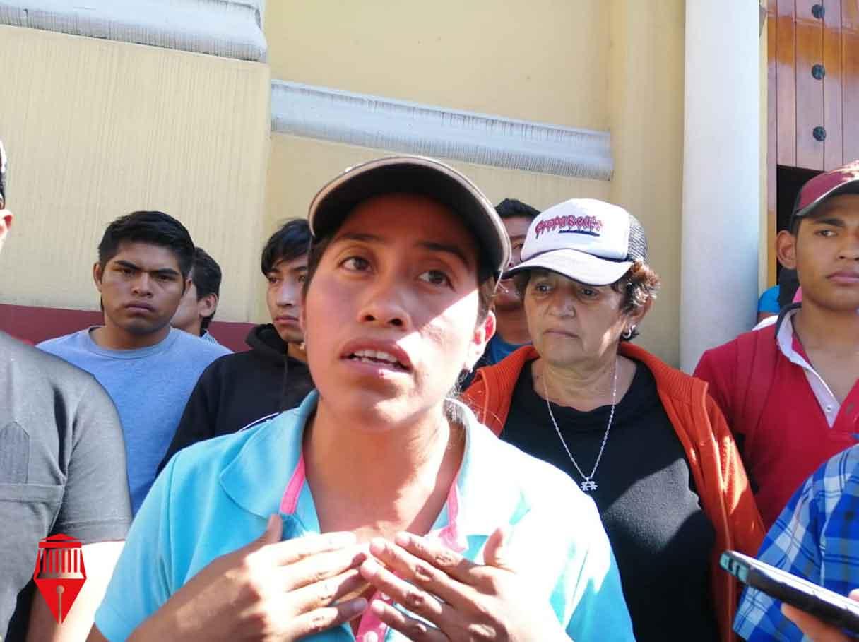 Familias desalojadas de Villa Xalapa denunciaron el exceso de fuerza y abuso de autoridad por parte de la Policía Estatal al ejecutar una orden de desalojo contra 46 familias.