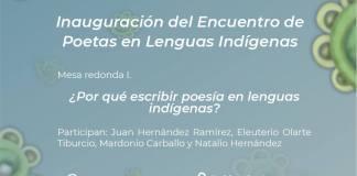En el marco de la 30ª. Feria Nacional del Libro Infantil y Juvenil (FNLIyJ) Xalapa 2019, el Instituto Veracruzano de la Cultura (IVEC) inaugurará el Encuentro de Poetas en Lenguas Indígenas, el viernes 26 de julio a las 19:00 horas en el Salón de Actos del Colegio Preparatorio de Xalapa.
