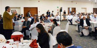 Como parte de las acciones prioritarias de la Secretaría de Desarrollo Económico y Portuario (SEDECOP), se atendió a 78 empresarios de la región Capital y zonas aledañas con quienes se trabajará estrechamente para detonar las vocaciones productivas.
