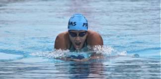 La nadadora veracruzana Susana Hernández Barradas se reporta lista para el Campeonato Nacional de Natación Curso Largo 2019, el cual se desarrollará del 8 al 14 de Julio en el Centro Acuático de Leyes de Reforma.