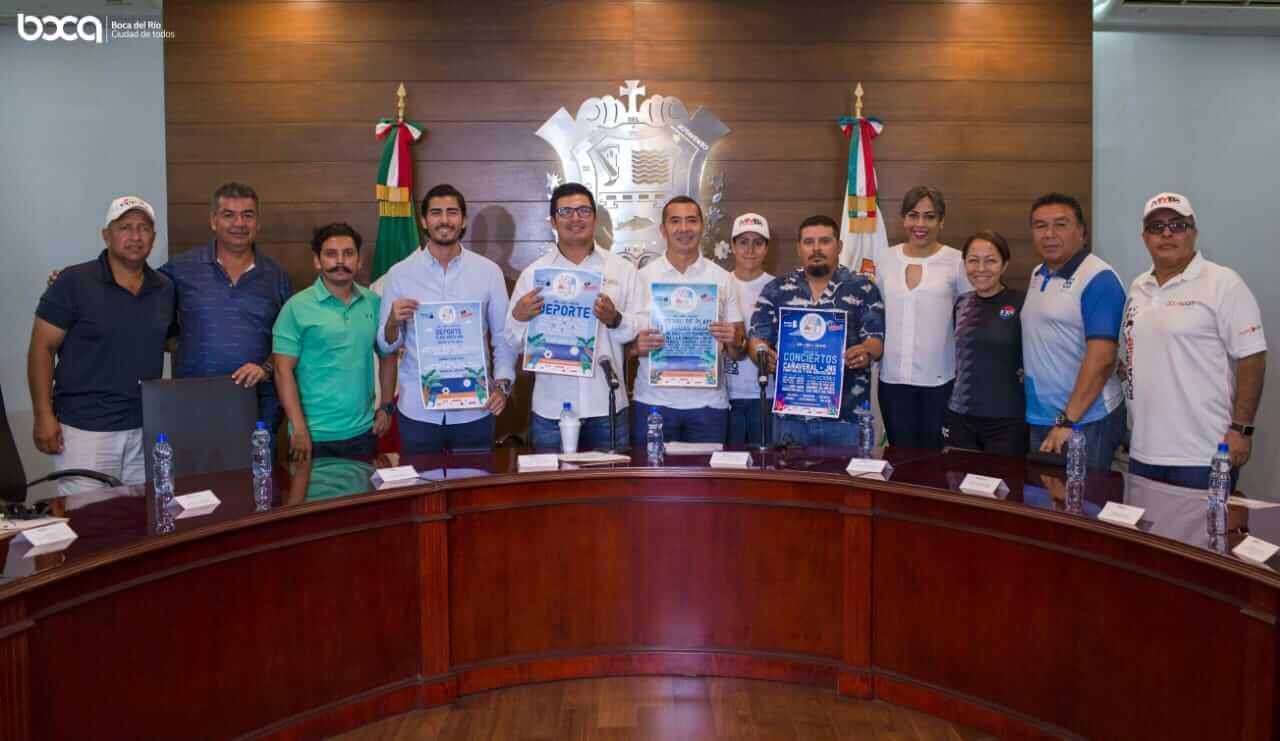 """Se llevará a cabo el """"Santa Ana Festival 2019"""", del 25 al 28 de julio en Boca del Río, Veracruz."""