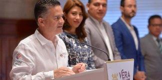 La Secretaría de Gobierno (SEGOB), en voz de su titular, Eric Cisneros Burgos anunció que la ciudad de Orizaba albergará los festejos por el 160 aniversario del Registro Civil y la promulgación de las Leyes de Reforma.