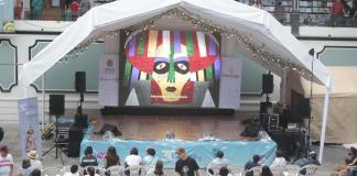 El Instituto Veracruzano de la Cultura (IVEC) invita a disfrutar del arte cinematográfico en la 30ª Feria Nacional del Libro Infantil y Juvenil, así como de las visitas guiadas por la Biblioteca Histórica y el Museo de Historia Natural del Colegio Preparatorio de Xalapa; además de participar en la cápsula del tiempo.