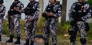 Este martes, elementos de la Guardia Nacional arribaron al municipio de Coatepec, con el objetivo de preservar la paz y el orden en el municipio y la región.