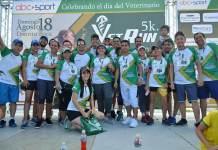 El corredor porteño Gregorio Hernández Hernández se proclamó ganador de la Carrera VetRun 5K efectuada sobre el boulevard Ávila Camacho, que contó con un aforo superior a los 900 participantes.
