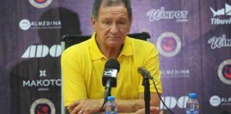 Enrique Meza, director técnico de los Tiburones Rojos de Veracruz, calificó de importante el juego que este viernes el conjunto escualo sostendrá en casa ante Atlético San Luis.