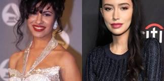 """La actriz, Christian Serratos, conocida por actuar en producciones como Crepúsculo o The Walking Dead, podría interpretar a la """"Reina del Tex Mex"""" en la serie que Netflix está preparando."""
