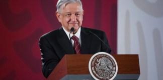 Durante su conferencia mañanera, el presidente Andrés Manuel López Obrador señaló que presentará las pruebas por escrito de que el pueblo de México está feliz con el gobierno que el encabeza.