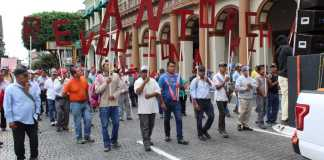 El dirigente de Antorcha Campesina, Samuel Aguirre Ochoa negó que quieran tener privilegios o recursos para su beneficio personal usando a los miembros de su organización.