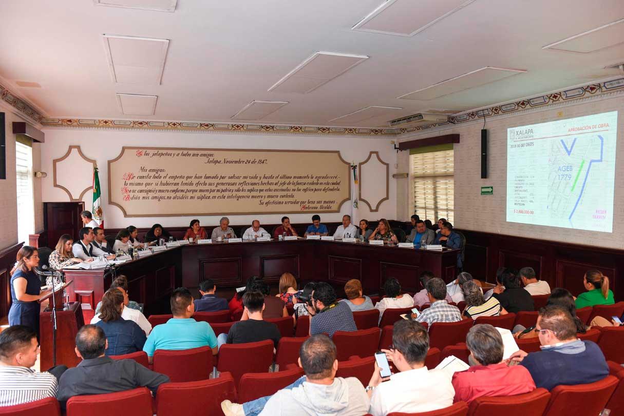 Los miembros del Cabildo, durante la Sesión Ordinaria de este miércoles, aprobaron implementar la Estrategia para la Prevención de Riesgos y Protección Integral de Infancias en Contexto de Trabajo en Calle.