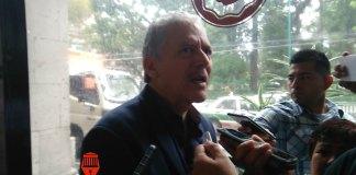El presidente municipal de Xalapa, Hipólito Rodríguez Herrero consideró que la construcción del Tren Ligero podría mejorar la vialidad en la ciudad, aunque señaló que esto dependerá de la actitud de la empresa ferroviaria.