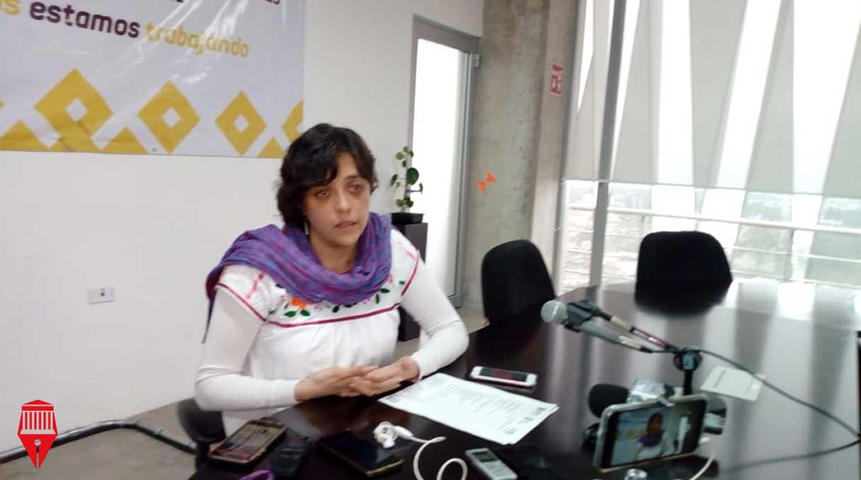 La secretaria de Protección Civil del estado, Guadalupe Osorno Maldonado descartó que haya afectación derivadas del sismo de magnitud 5 en el municipio de Rodríguez Clara.