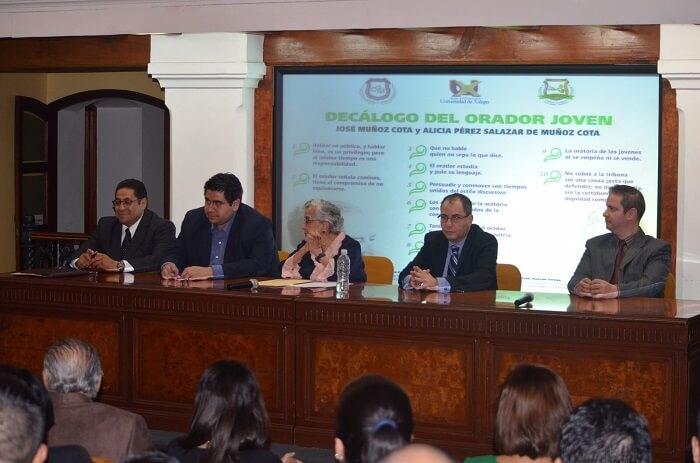 El presidente de la Escuela Superior de Oratoria, Enrique Alberto Mendoza, informó que del 16 al 28 de agosto visitarán Perú y asistirán alCongreso Latinoamericano de Oratoria.