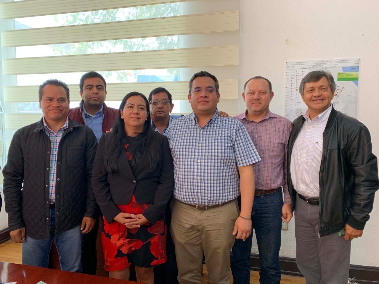 Los gobiernos de Veracruz y Puebla iniciaron un trabajo interinstitucional en busca de políticas públicas que eficienten los programas y recursos destinados al campo, pesca y acuacultura.
