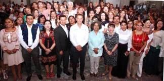 """Los días 15 y 16 de agosto del año en curso, la Fiscalía General del Estado de Veracruz (FGE) participó en el Foro de Consulta Regional para la Elaboración del Programa Integral para Prevenir, Atender, Sancionar y Erradicar la Violencia Contra las Mujeres, realizado en la Facultad de Bellas Artes de la Universidad Autónoma """"Benito Juárez"""", en la ciudad de Oaxaca."""
