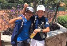 Los tenistas veracruzanos Mauricio Salmerón y Marcelo Gallegos, de la Academia de Tenis Tiburón Ramírez, se proclamaron subcampeones del Nacional de Tenis de Verano Jalisco 2019.