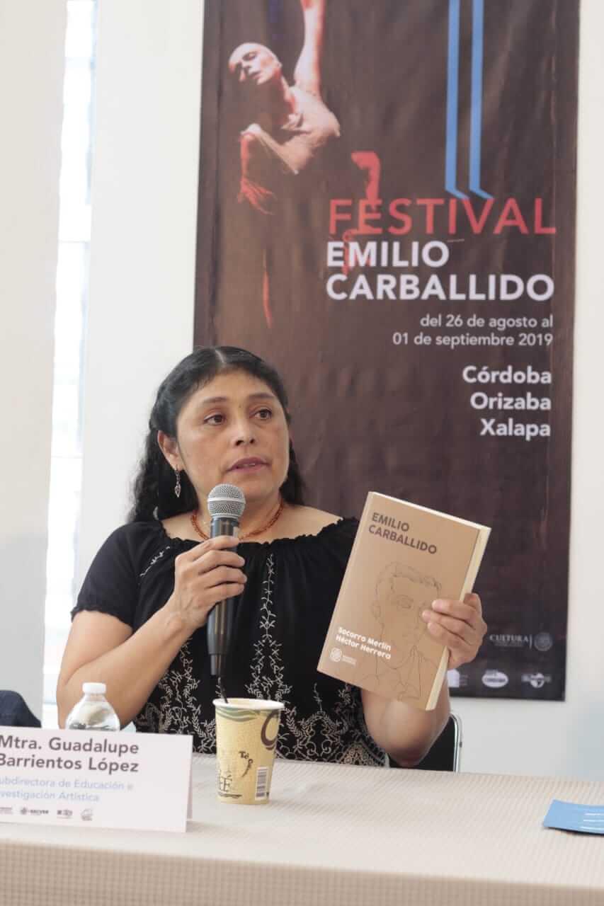 """El Instituto Veracruzano de la Cultura (IVEC) invita al 11.º Festival """"Emilio Carballido"""", a realizarse del 26 de agosto al 01 de septiembre en Córdoba, Orizaba y Xalapa."""