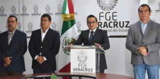 El Fiscal General del Estado, Jorge Winckler Ortiz informó en conferencia de prensa a la opinión pública los resultados contundentes obtenidos por el órgano autónomo del 21 al 26 de agosto del año en curso.