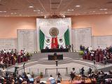Con 34 votos a favor, 12 en contra y una abstención, este miércoles, el Congreso Local arpobó la reestructuración de la deuda pública, propuesta por el gobernador, Cuitláhuac García Jiménez.
