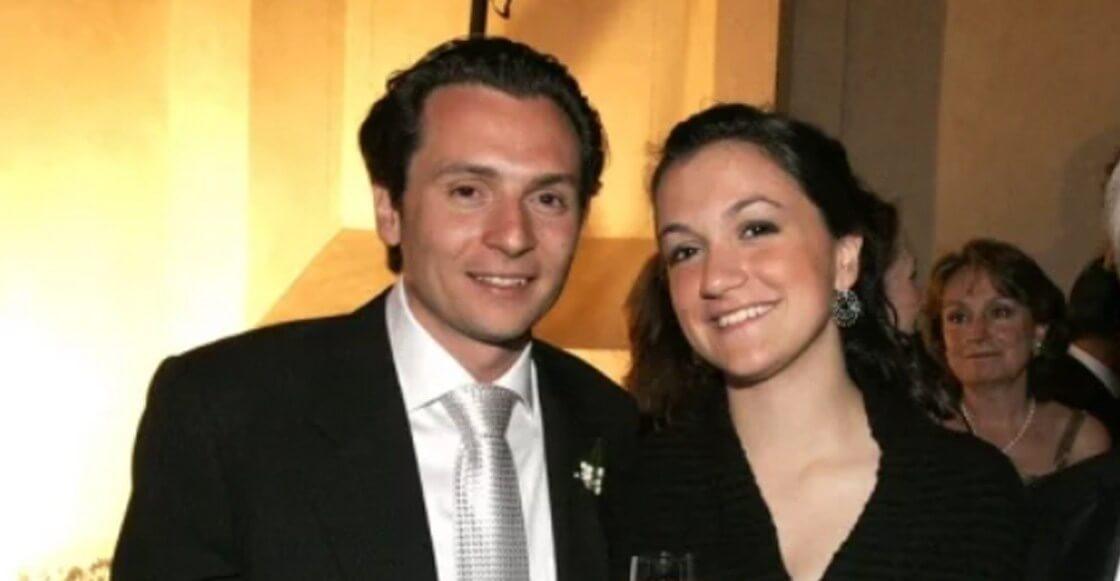 Marielle Helene Eckes, esposa de Emilio Lozoya, promovió un amparo, con el que busca suspender la orden de captura, girada en su contra por el caso Odebrecht.
