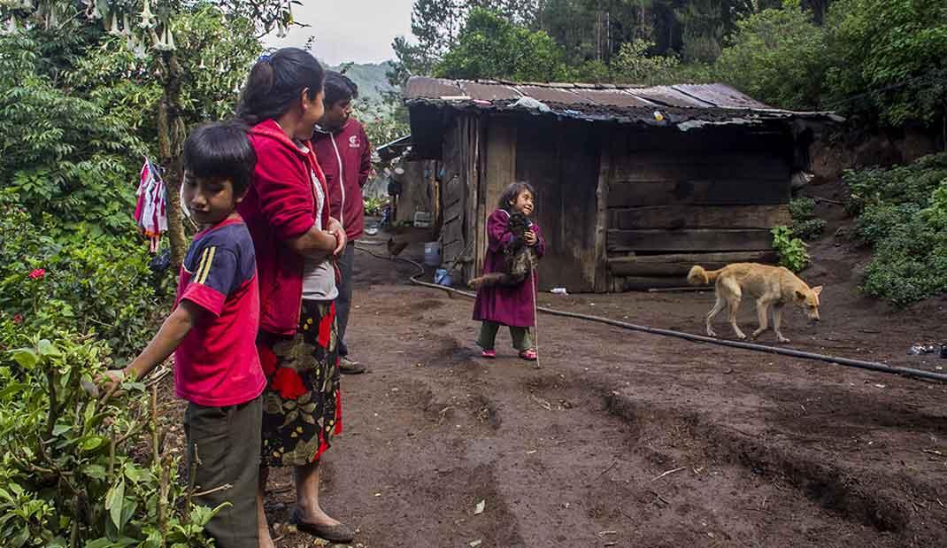De acuerdo con el informe del Consejo Nacional de Evaluación de la Política de Desarrollo Social (CONEVAL) solo en los estados de Veracruz y Colima aumentó la pobreza extrema en los últimos diez años.