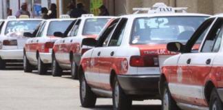 Esta tarde, un taxista fue acribillado en calles de la Congregación de San Marcos, Coatepec.